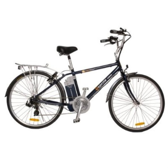 Urban Mover Sprite Men's Electric Hybrid Bike