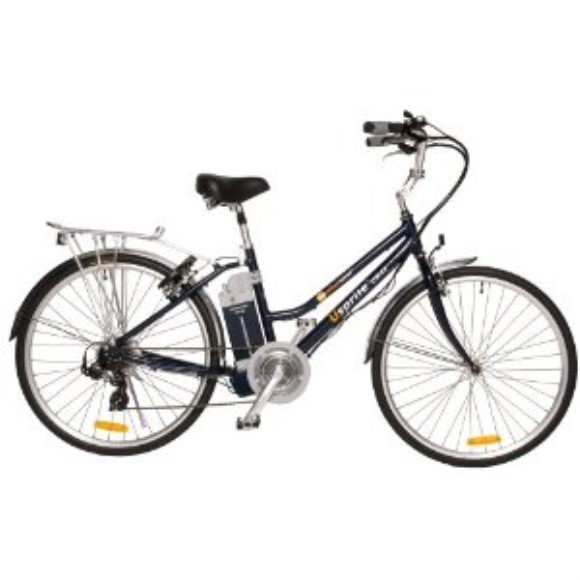 Urban Mover Sprite Women's Electric Hybrid Bike
