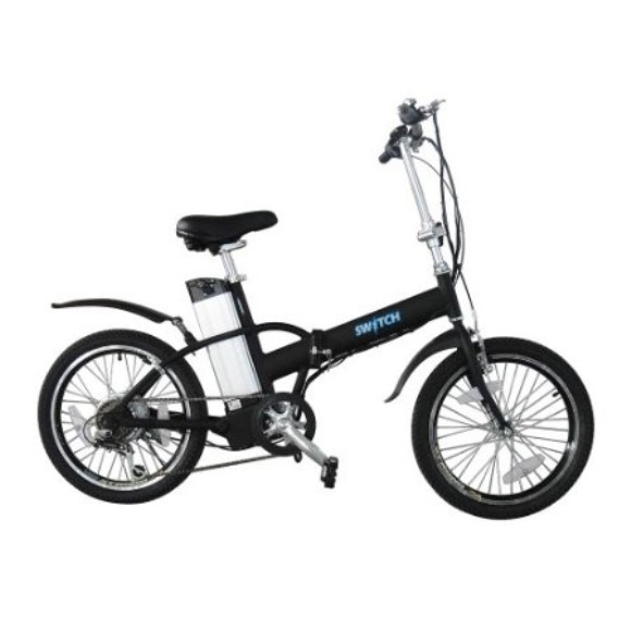 Switch The Transporter Folding Electric Bike