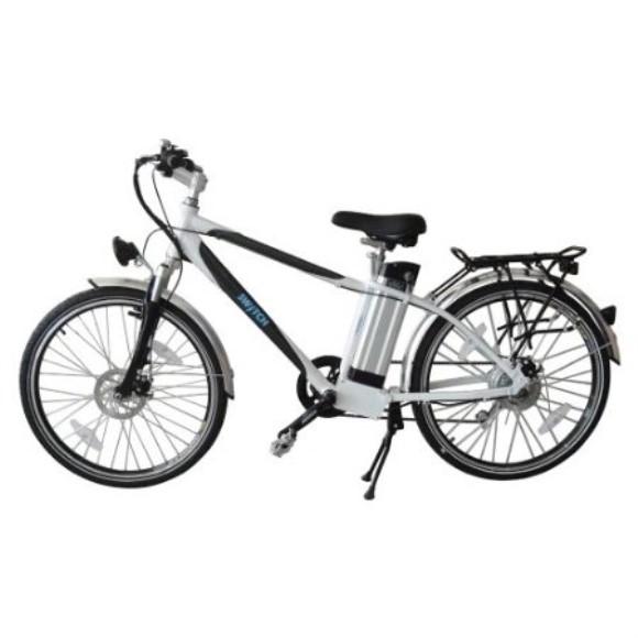 Switch The Voyager Electric Bike