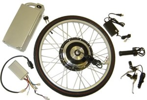 Belize Tri-rider E-Ped 500-800W 36V Electric Hub Motor Kit