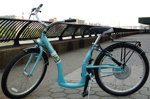 Biria Electric Bicycle, BionX powered