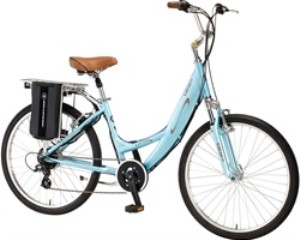 IZIP  Via Lento Low Step Electric Bicycle