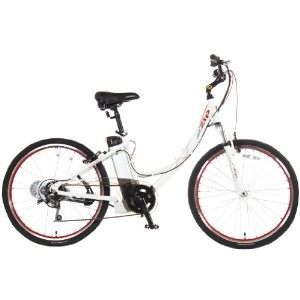 E-Zip Skyline Women's Low Step-Thru Electric Bicycle