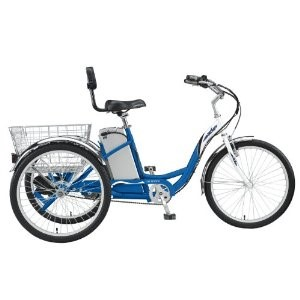 E-Zip TriCruiser Electric Tricycle