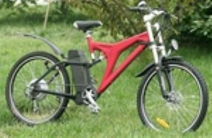 WENTZ Sir Thomas Mountain/Off-Road Electric Bicycle