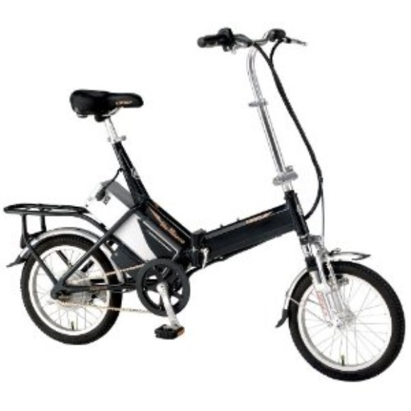 IZIP Via Mezza Electric Bike