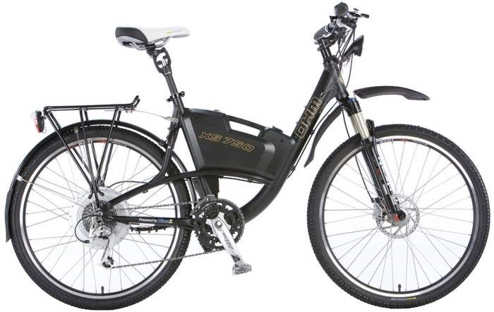 OHM Cycles XS700 - Sport Electric Bicycle