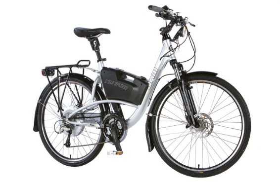 OHM Urban XU700 Electric Bikes