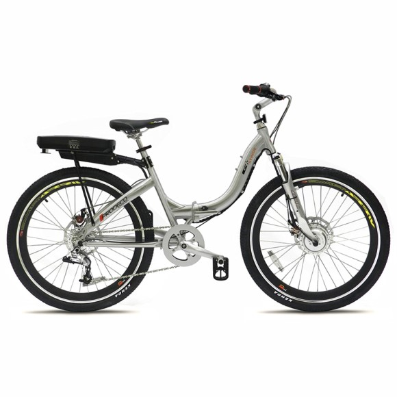 Prodeco V3 Stride 250W 8 Speed Folding Electirc Bike