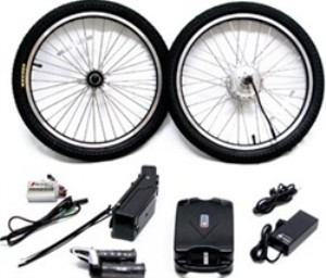 "Prodeco Technologies 20"" Wheel Electric Bike Conversion Kit"