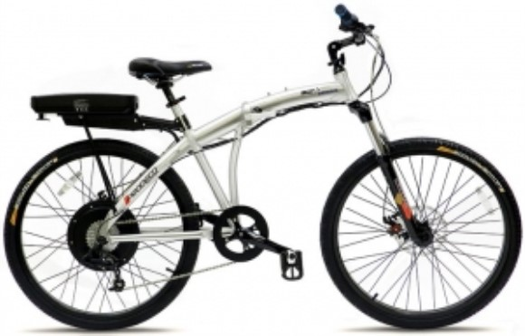 Prodeco V3 Genesis 500W 8 Speed Folding Electric Bike