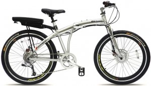 Prodeco V3 Genesis 250W 8 Speed Folding Electric Bike