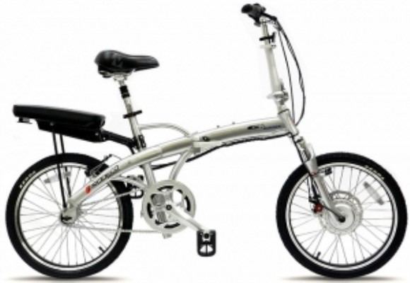 Prodeco V3 Mariner 300W Folding Electric Bike
