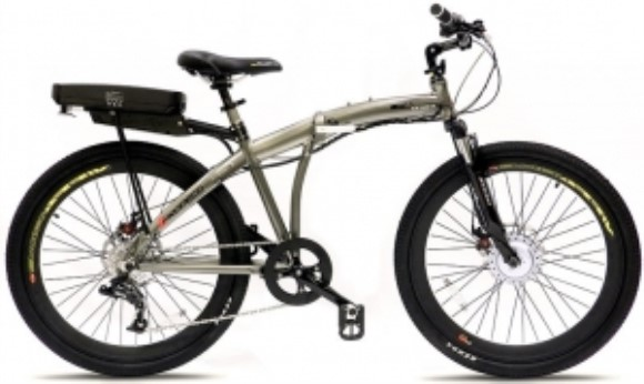 Prodeco V3 Storm 300W 8 Speed Folding Electric Bike