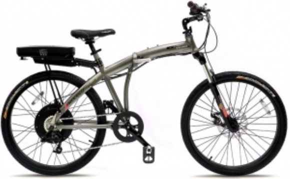 Prodeco V3 Storm 500W 8 Speed Folding Electric Bike