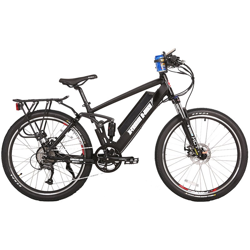 48v Electric Mountain Bike, the Rubicon from X-Treme