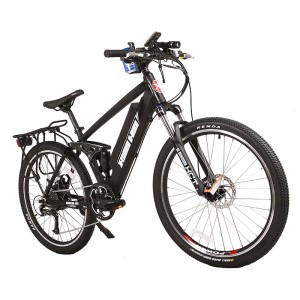 X-Treme Rubicon 48v Electric Mountain Bike black