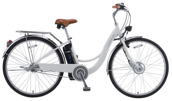 Sanyo Eneloop electric bike