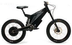 Stealth Bomber Electric Mountain Bike