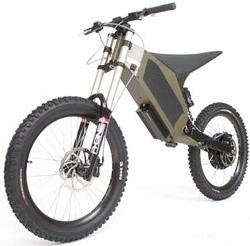 Stealth Hurricane 4.5 Electric Mountain Bike