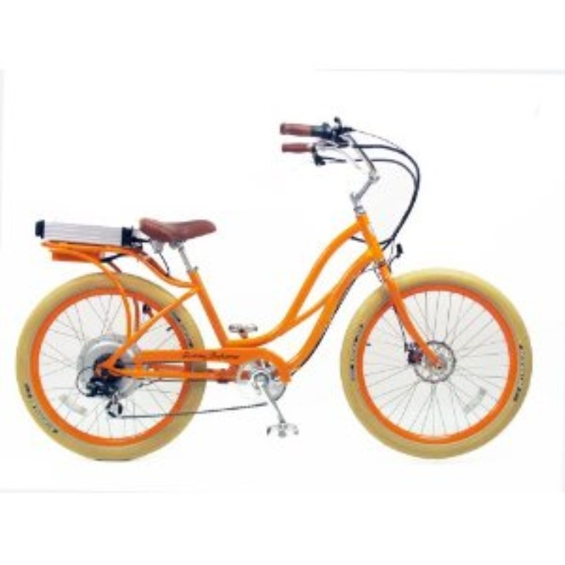 Tommy Bahama Electric Bicycle - Tommy Bahama Electric Bikes - UrbanScooters.com