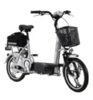 Ultra Motor Portia SLA Electric Bicycle