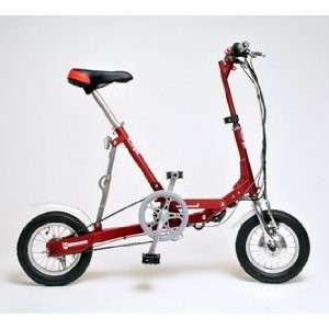 VeloMini Electric Folding Bicycle
