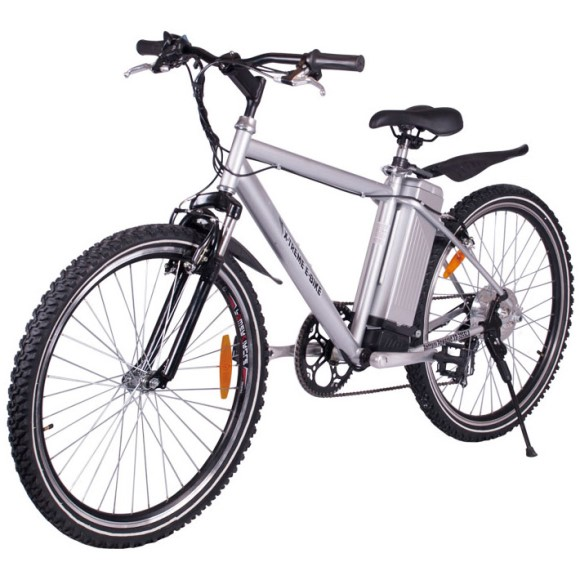 X-Treme Alpine Trails Elite 24 Volt Electric Mountain Bike