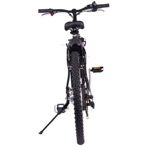 X-Treme Alpine Trails Elite Electric Mountain Bike rear