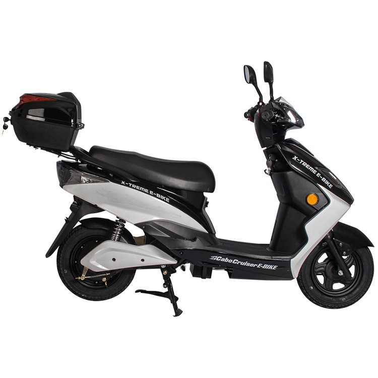 X-Treme Cabo Cruiser Electric Moped Bike