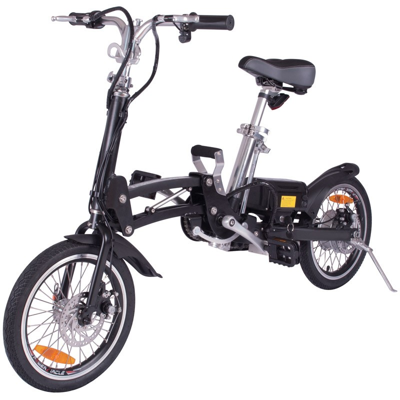 X-Treme City Express Folding Electric Bike