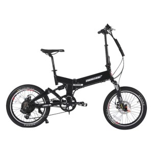 X-Treme E-Rider Folding Electric Bike