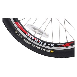 "20"" Kenda tire on X-Treme E-Rider"