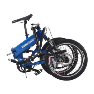Folded X-Treme E-Rider Electric Bike