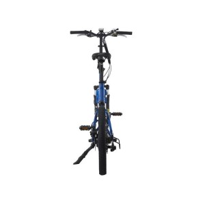 X-Treme E-Rider 48 Volt Mini Folding Electric Bicycle back