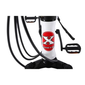 X-Treme E-Rider head tube