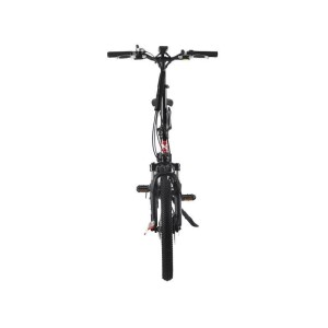 X-Treme E-Rider 48 Volt Mini Folding Electric Bicycle front