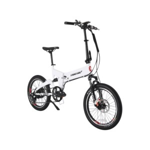 48 Volt X-Treme E-Rider Mini Folding Electric Bicycle