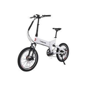 X-Treme E-Rider 48 Volt Mini Folding Electric Bike
