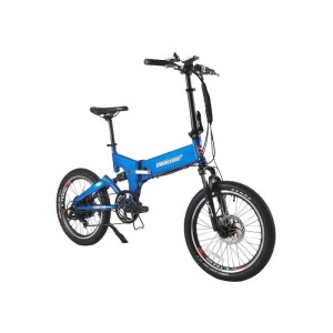 ERIDER48, X-Treme E-Rider 48 Volt Mini Folding Electric Bicycle