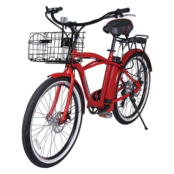 X-Treme 24 Volt Newport Elite Electric Beach Cruiser