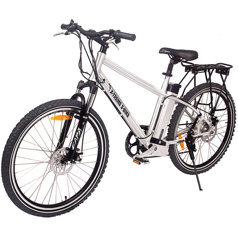 X-Treme Trail Maker Elite 24 Volt Electric Mountain Bike