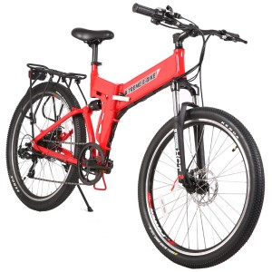 X-Treme X-Cursion Elite 24 Volt Folding Electric Mountain Bike