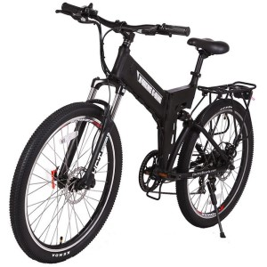 X-Treme X-Cursion Elite 24V Folding Electric Mountain Bike
