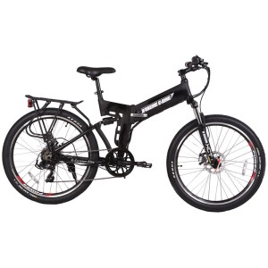 Folding Electric Mountain Bike, the 24 Volt X-Treme X-Cursion Elite