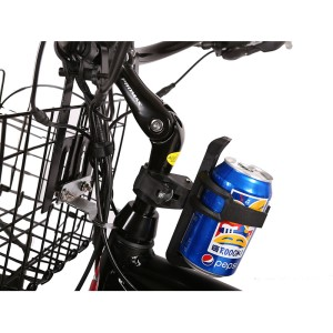 X-Treme Catalina Electric Bike drink holder