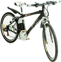 Urban Mover UGlider 37V Electric 7-Speed Mountain Bike
