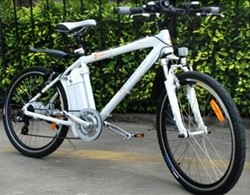 Urban Mover UGlider 26V Electric 6-Speed Mountain Bike