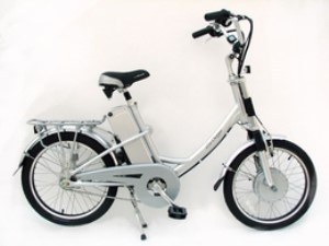 eZee Chopper - Compact Electric Bike